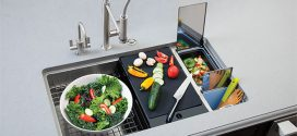 Integrated Sink System