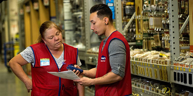Lowes Paint App >> Will Lowe's Staff Changes Hurt Customer Service ...