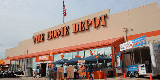 Home Depot Reports Q1 Growth