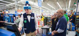 Walmart Holiday Employee