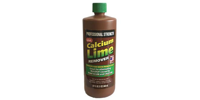 calcium lime remover