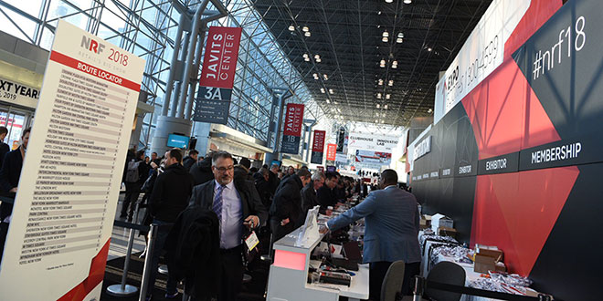 NRF 2018: Annual Show Highlights Retail Today, Tomorrow