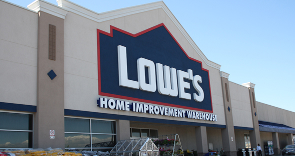 lowe's financial results