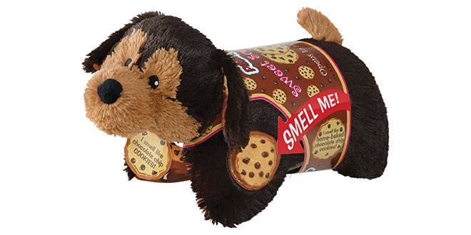 Scented Stuffed Animals Hardware Retailing