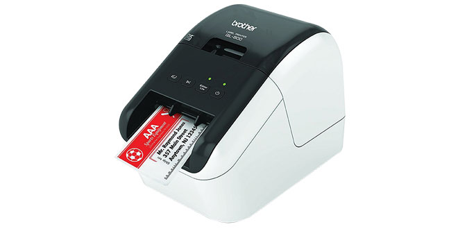 Color Label Printer