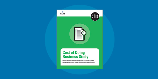 2018 Cost of Doing Business Study Now Available