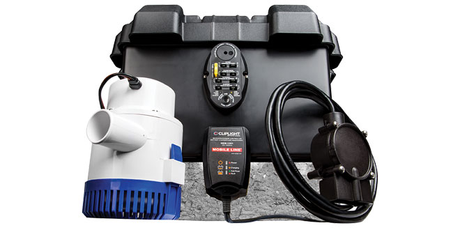Backup Sump Pump Battery