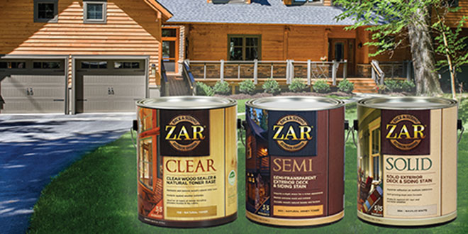 Deck and Siding Products
