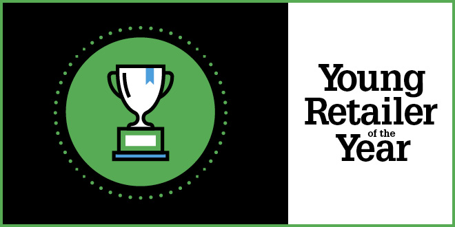 Nominations Open for 2019 Young Retailer of the Year