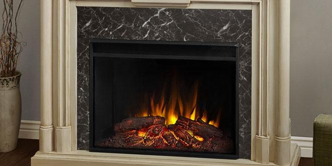 Electric Fireplace Hardware Retailing