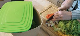 Kitchen Waste Bin