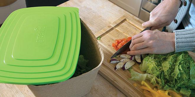 kitchen waste bin