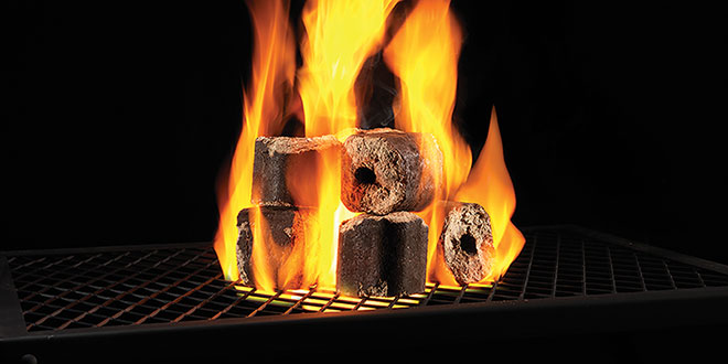 Fire-Starter Logs