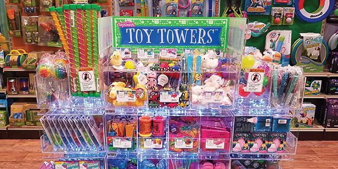 toy merchandising