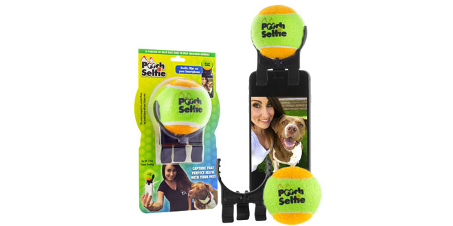 dog selfie tool