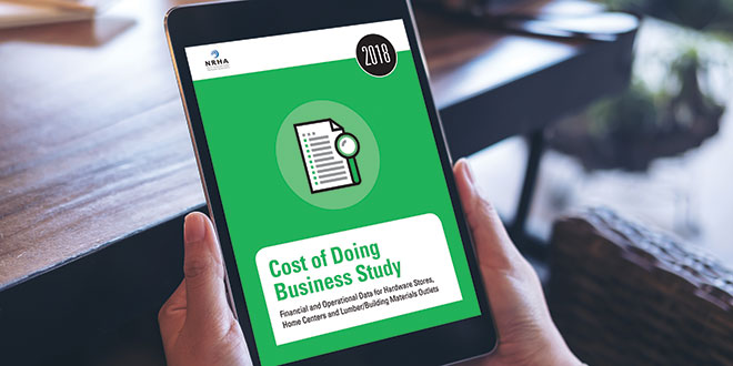2019 cost of doing business study