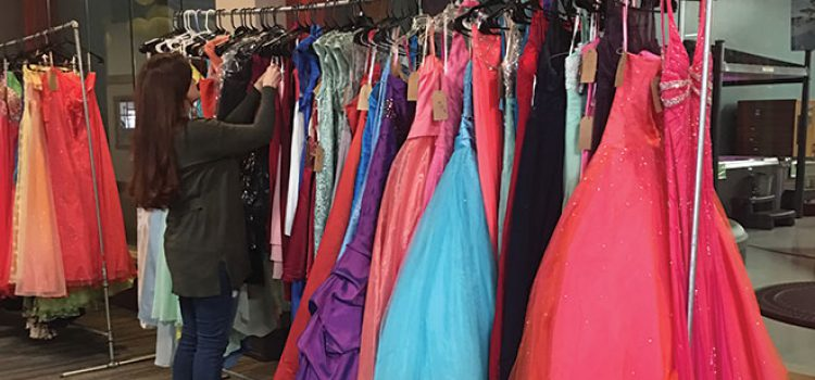 Newby's Ace Hardware Hosts Prom Dress Drive