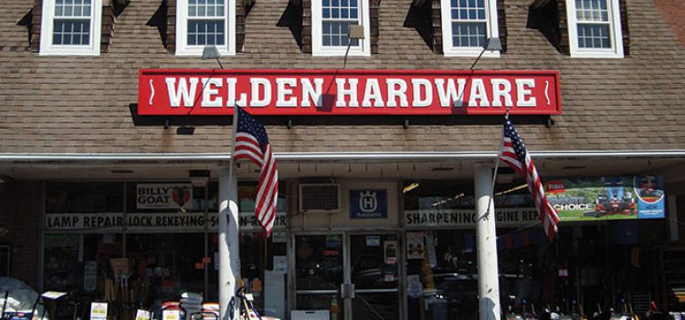 Welden Hardware Counts Down to a Historic Celebration