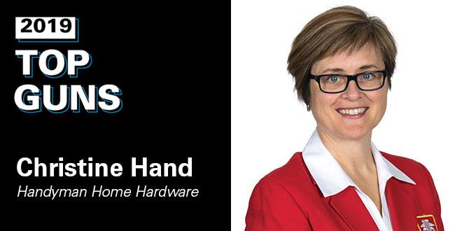 2019 Top Guns: Christine Hand