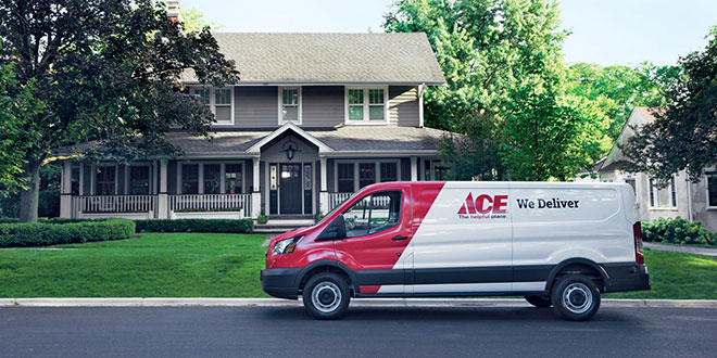 Ace Hardware Begins E-Commerce Delivery Service