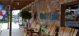 Cedar Adds Personality to Texas Store