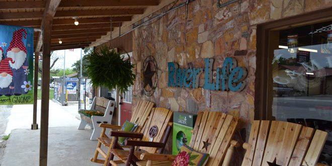 Cedar Adds Personality to Texas Retailer