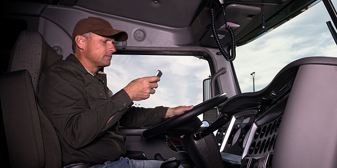 Steering Away From Distracted Driving