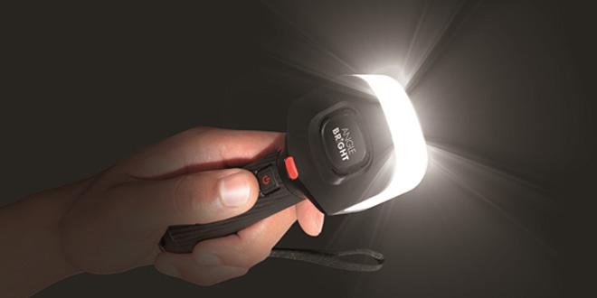 High-Illumination Flashlight