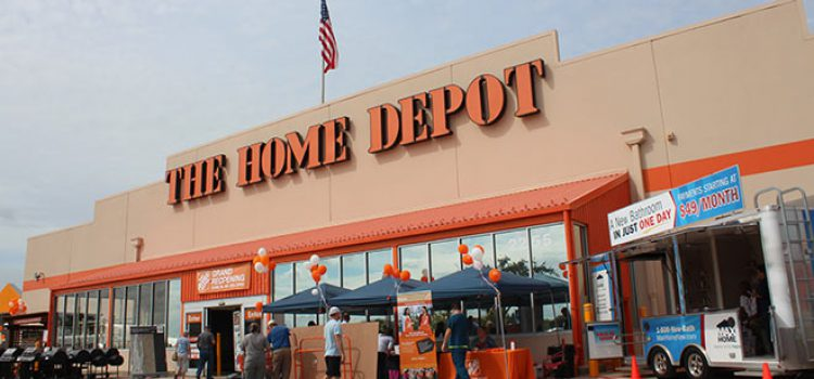 Home Depot Reports Sales Growth for First Quarter