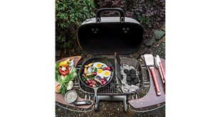 grill and smoker