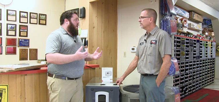 How Wright Hardware Takes On HVAC Services