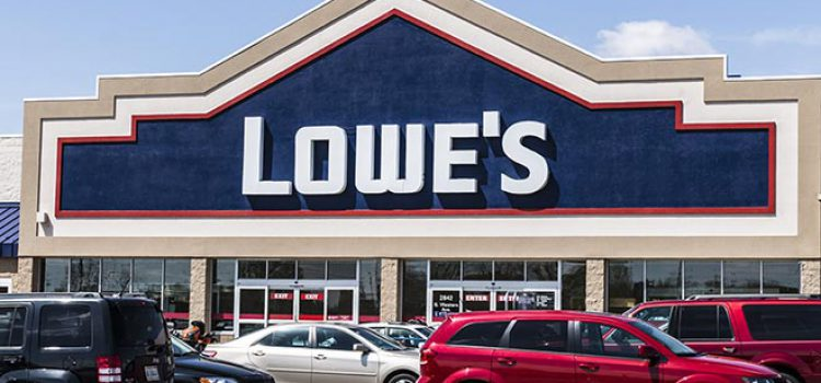 Lowe's Announces Financial Results for Q2 2019