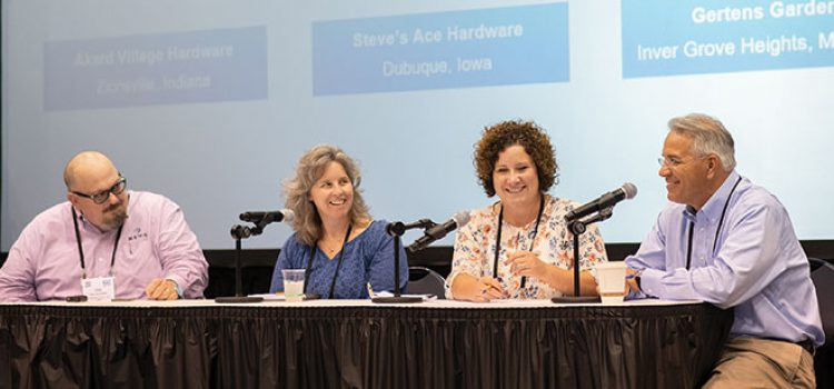 NRHA Presence at Lawn and Garden Event Highlights Retail Opportunity