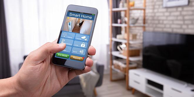 smart home market