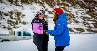 volunteer ski trip