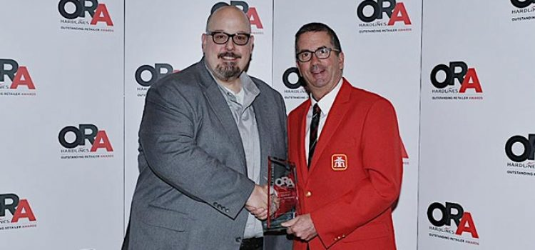 Outstanding Retailer Awards Presented at Hardlines Conference