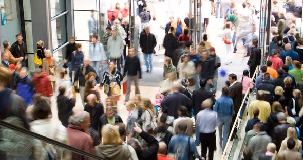 thanksgiving weekend shopping