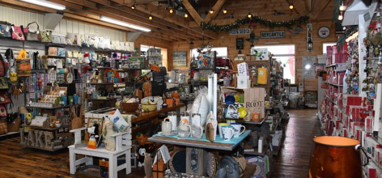 Video Tour: Small Town Supply in Upstate New York