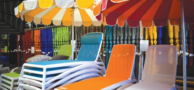 Let Creative Merchandising Enhance Outdoor Furniture
