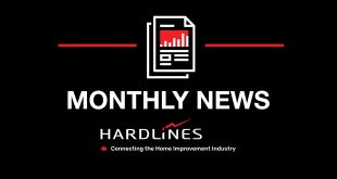 Hardlines Monthly News