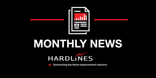 Hardlines Monthly News