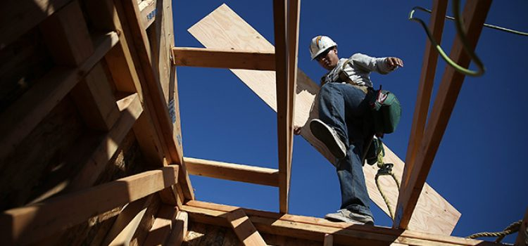 Residential Construction Struggles With Labor Shortage