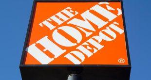 home depot announces