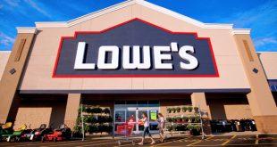 lowe's sales