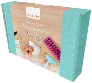 Hand Stamping Kit