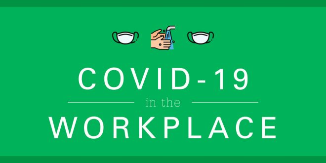 covid-19 cases in the workplace