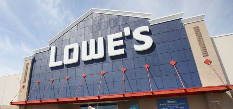 Lowe's Plans Supply Chain Enhancements