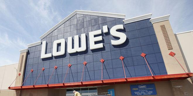 lowe's supply chain