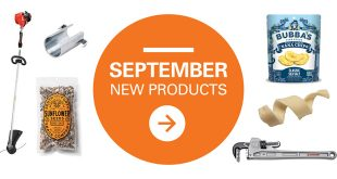 September New Products
