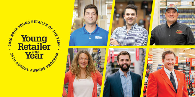 Young Retailer of the Year 2020